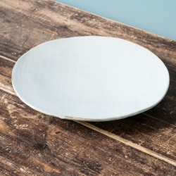 Assiette plate OSLO 26cm blanche