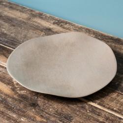 Flat plate OSLO 26cm Sahara