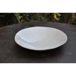 Assiette creuse MARCO POLO 23cm blanche