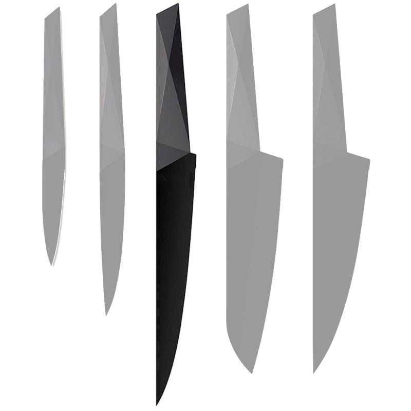 titanium kitchen knives french philosophy boker titanium chef s kitchen knife 1114e save 56